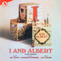 I and Albert 1972 Original London Cast CD